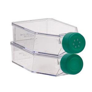 Plastico para cultivo celular